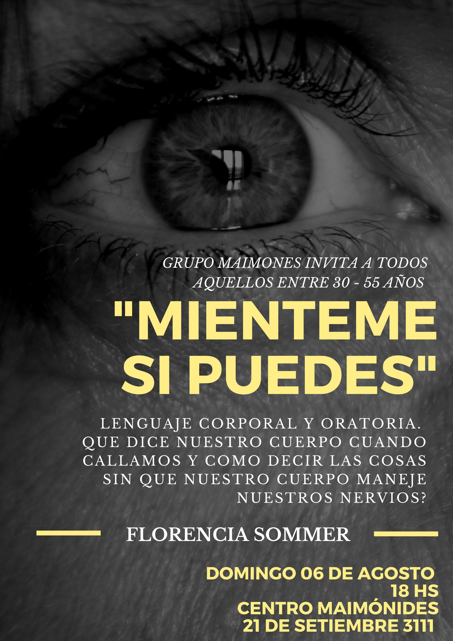 Mienteme Si Puedes Con Flopy Sommer